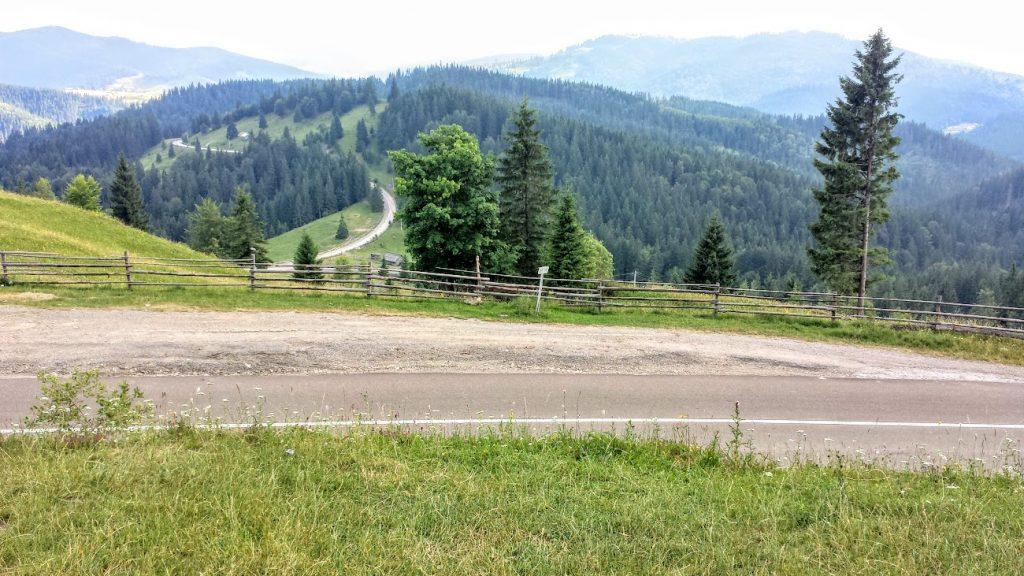 peisaj Romania, paduri, munti