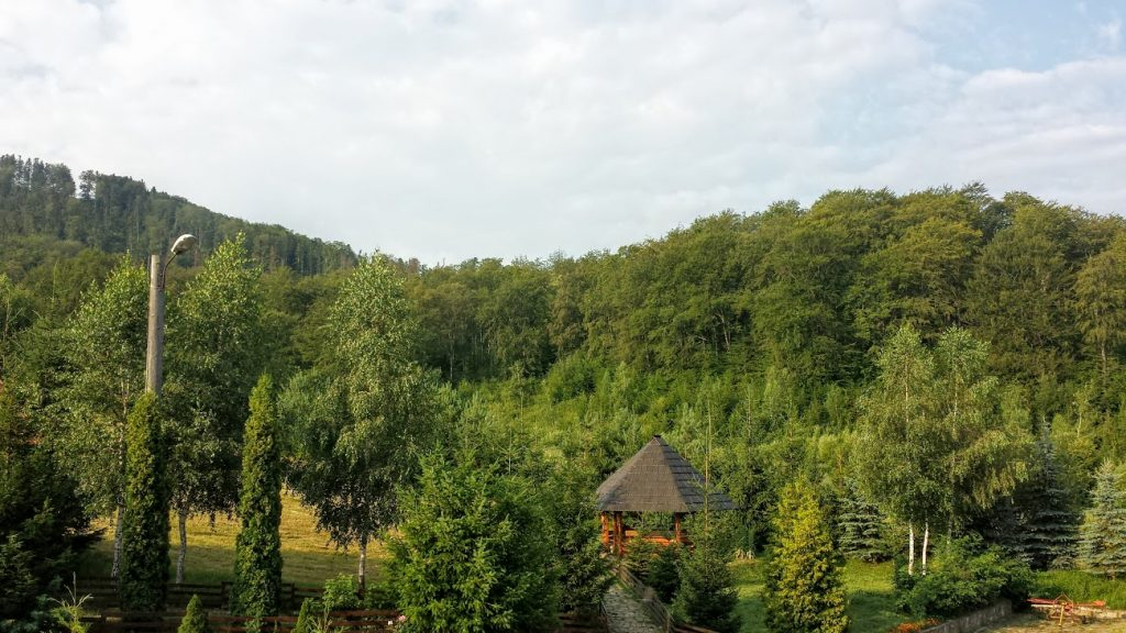 verdeata, perisaj din Romania
