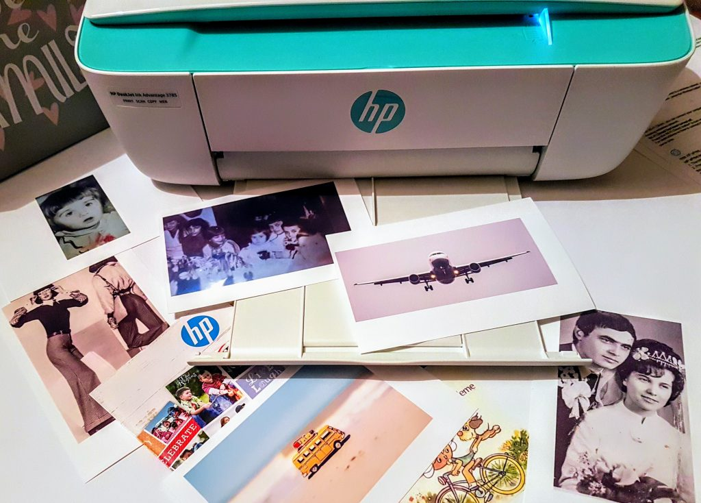 HP Deskjet Ink Advantage 3785 All-in-One, imprimanta