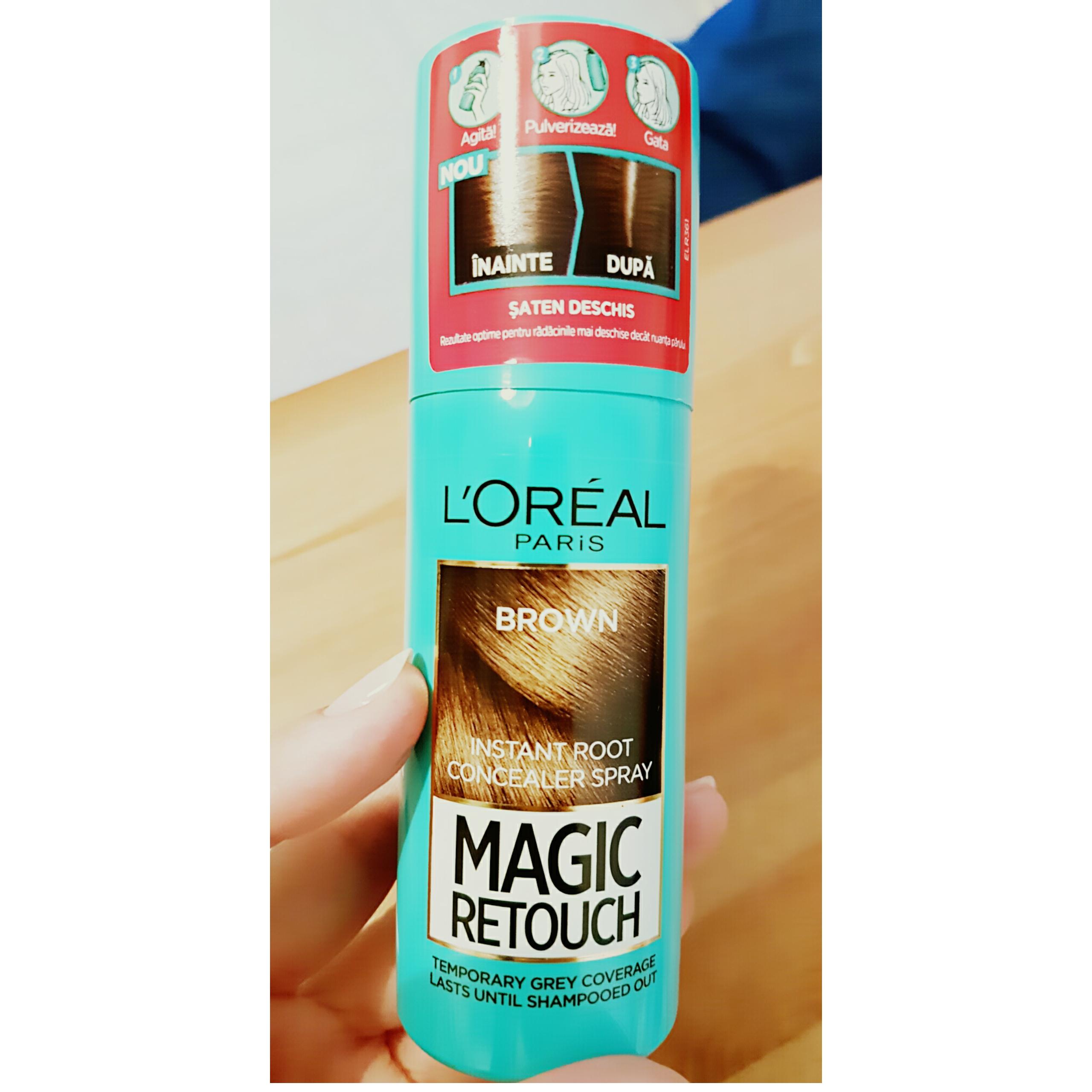 Primele Impresii Despre Magic Retouch Spray Ul Care Camuflează